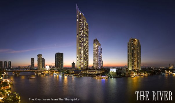 Shangrila Bangkok inmobiliario